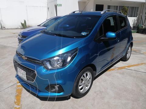 Chevrolet Beat Hatchback LTZ usado (2019) color Azul precio $145,900