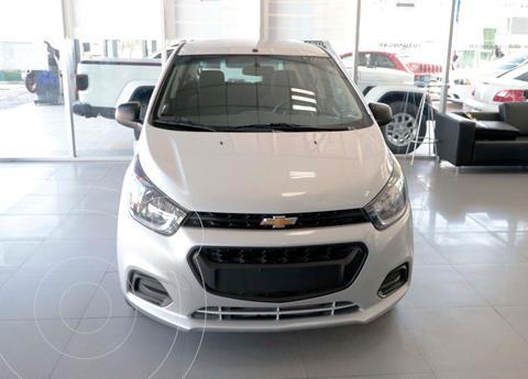 Chevrolet Beat Hatchback LT usado (2018) color Plata Dorado precio $114,000