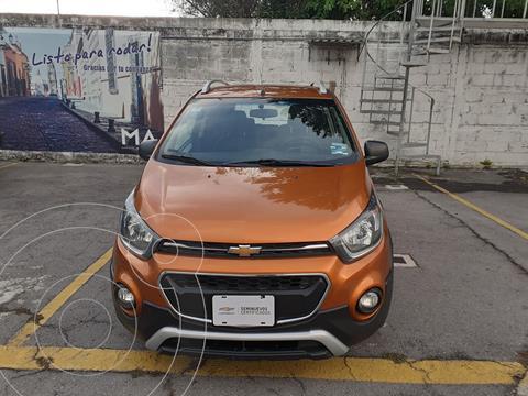 Chevrolet Beat Hatchback Active usado (2019) color Ocre precio $173,000