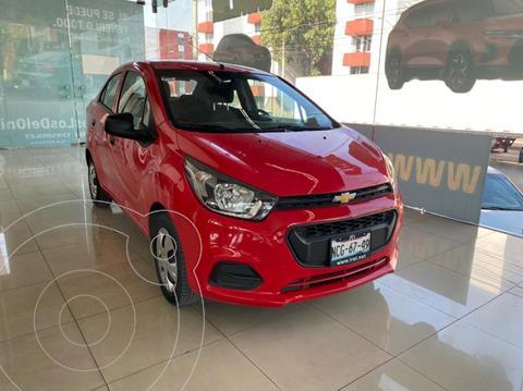 Chevrolet Beat Hatchback LS usado (2018) color Rojo precio $137,000