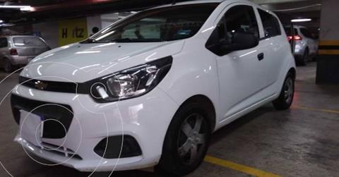 Chevrolet Beat Hatchback LT usado (2020) color Blanco precio $164,890