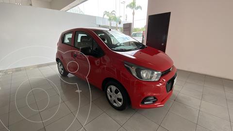 Chevrolet Beat Hatchback LT usado (2018) color Rojo financiado en mensualidades(enganche $33,500 mensualidades desde $3,390)