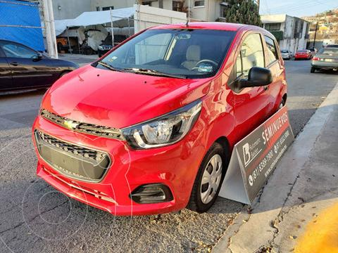 Chevrolet Beat Hatchback LT usado (2019) color Rojo precio $144,000