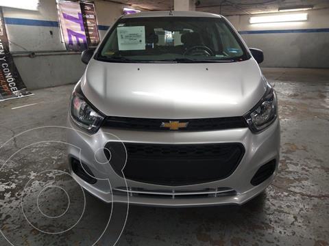 Chevrolet Beat Hatchback LT usado (2020) color Plata Dorado precio $175,000