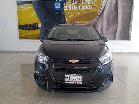 Chevrolet Beat Hatchback LT usado (2020) color Negro precio $173,000
