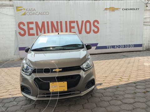 Chevrolet Beat Hatchback LT usado (2019) color Granito precio $160,000