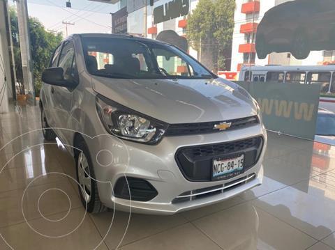 Chevrolet Beat Hatchback LS usado (2018) color Plata Dorado precio $130,000