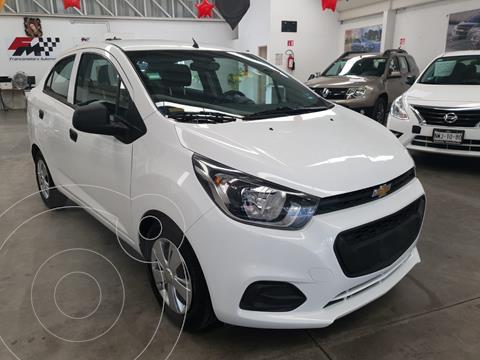 Chevrolet Beat Hatchback LT TM usado (2020) color Blanco precio $175,000