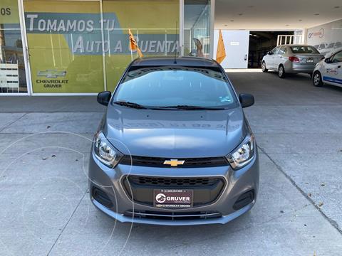 Chevrolet Beat Hatchback LT usado (2019) color Gris precio $169,000