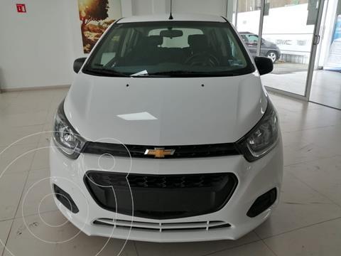 Chevrolet Beat Hatchback LT usado (2018) color Blanco precio $142,900