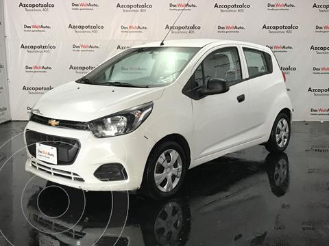Chevrolet Beat Hatchback LT usado (2019) color Blanco precio $135,000