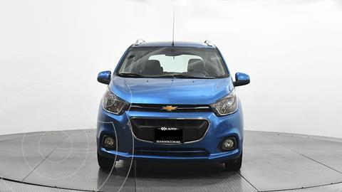 Chevrolet Beat Hatchback LTZ usado (2020) color Azul precio $197,475