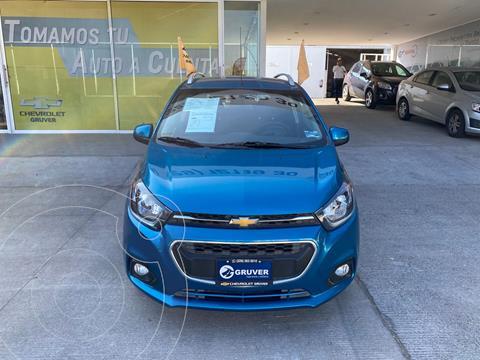Chevrolet Beat Hatchback LTZ usado (2020) color Azul precio $218,000