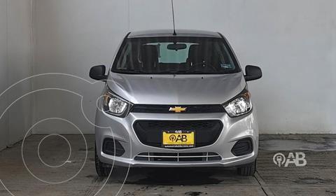 Chevrolet Beat Hatchback LT usado (2020) color Plata Dorado precio $160,000