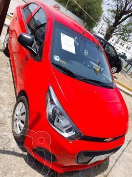 Chevrolet Beat Hatchback LT Sedan usado (2018) color Rojo precio $120,900