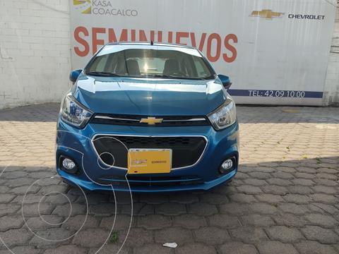 Chevrolet Beat Hatchback LTZ usado (2019) color Azul precio $220,000