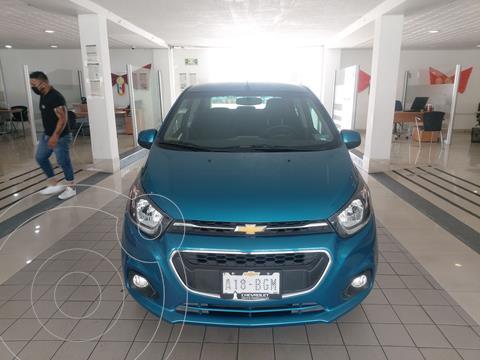 Chevrolet Beat Hatchback LTZ usado (2020) color Azul precio $209,000