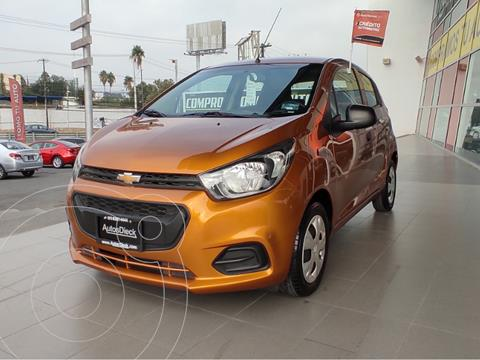 Chevrolet Beat Hatchback LS usado (2018) color Naranja precio $159,000