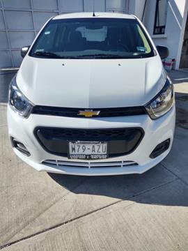 Chevrolet Beat Hatchback LT usado (2019) color Blanco precio $139,900