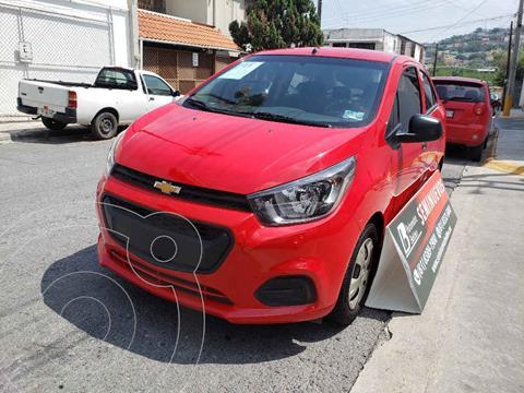 Chevrolet Beat Hatchback LT Sedan usado (2019) color Rojo precio $154,000