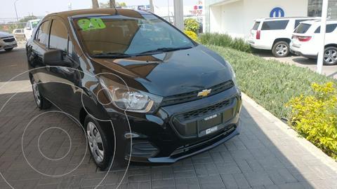 Chevrolet Beat Hatchback LT usado (2020) color Negro precio $178,000