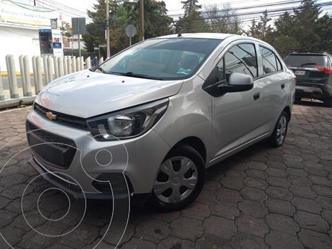 Chevrolet Beat Hatchback LT usado (2018) color Plata Dorado precio $145,000