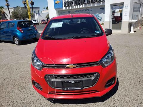 Chevrolet Beat Hatchback Version usado (2020) color Rojo precio $185,000