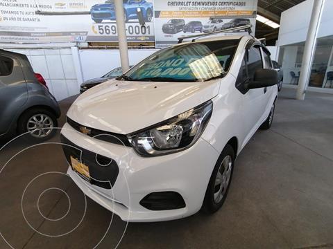 Chevrolet Beat Hatchback LS usado (2020) color Blanco precio $149,000