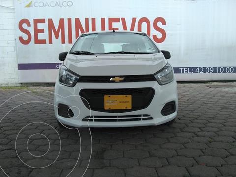 Chevrolet Beat Hatchback Active usado (2020) color Blanco precio $237,800