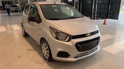 Chevrolet Beat Hatchback LT usado (2019) color Plata Dorado precio $165,000