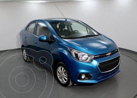 Chevrolet Beat Hatchback LT usado (2020) color Azul precio $185,000