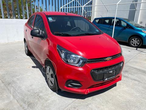 Chevrolet Beat Hatchback LT usado (2020) color Rojo precio $189,000