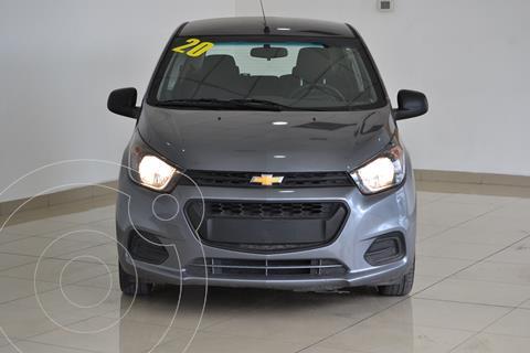 Chevrolet Beat Hatchback LT usado (2020) color Gris precio $175,000
