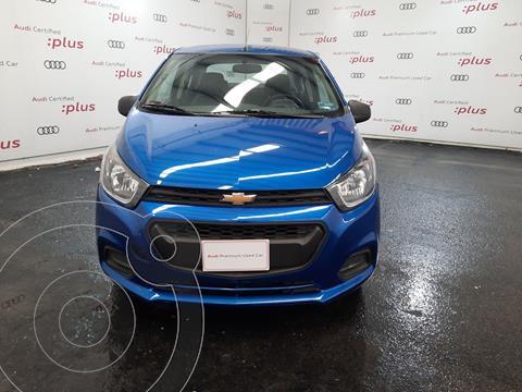 Chevrolet Beat Notchback LT Sedan usado (2020) color Azul precio $180,000