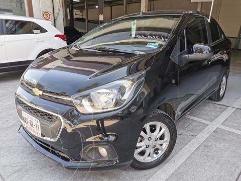 Chevrolet Beat Notchback LTZ Sedan usado (2020) color Negro precio $230,000