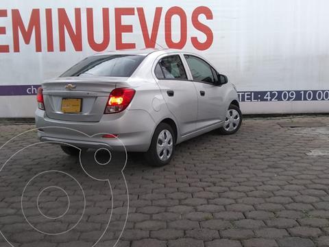 Chevrolet Beat Notchback LT Sedan usado (2020) color Plata Dorado precio $215,000