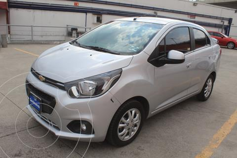 Chevrolet Beat Notchback LTZ Sedan usado (2019) color Plata Metalico precio $175,000