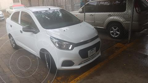 Chevrolet Beat Notchback LT  usado (2019) color Blanco precio $135,000