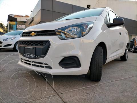 Chevrolet Beat Notchback LS usado (2019) color Blanco precio $165,000
