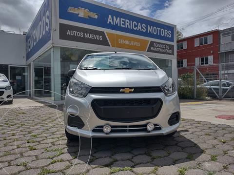 Chevrolet Beat Notchback LT Sedan usado (2020) color Plata Metalico precio $208,000