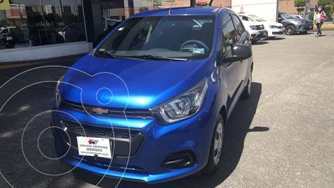 Chevrolet Beat Notchback LT  usado (2019) color Azul precio $155,000