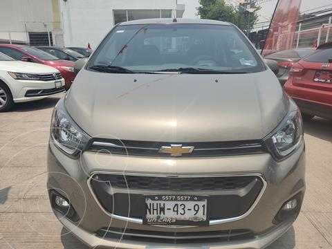 Chevrolet Beat Notchback LTZ Sedan usado (2019) color Gris Titanio precio $160,000