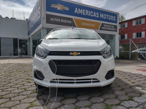 Chevrolet Beat Notchback LT Sedan usado (2020) color Blanco precio $214,000