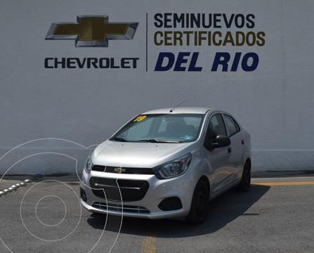 Chevrolet Beat Notchback LT Sedan usado (2020) color Plata Dorado precio $195,000