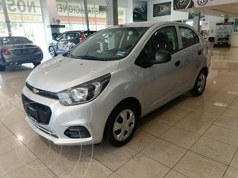Chevrolet Beat Notchback LT Sedan usado (2019) color Plata Dorado precio $149,000