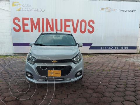 Chevrolet Beat Notchback LT Sedan usado (2018) color Plata Dorado precio $160,000