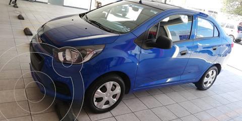 foto Chevrolet Beat Notchback LT Sedán usado (2020) color Azul Denim precio $159,900