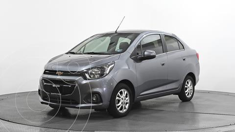Chevrolet Beat Notchback LTZ Sedan usado (2018) color Gris precio $155,318