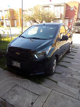 Chevrolet Beat Notchback LS Sedan usado (2020) color Negro precio $180,000