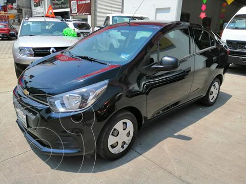 Chevrolet Beat Notchback LT Sedan usado (2018) color Negro precio $139,000